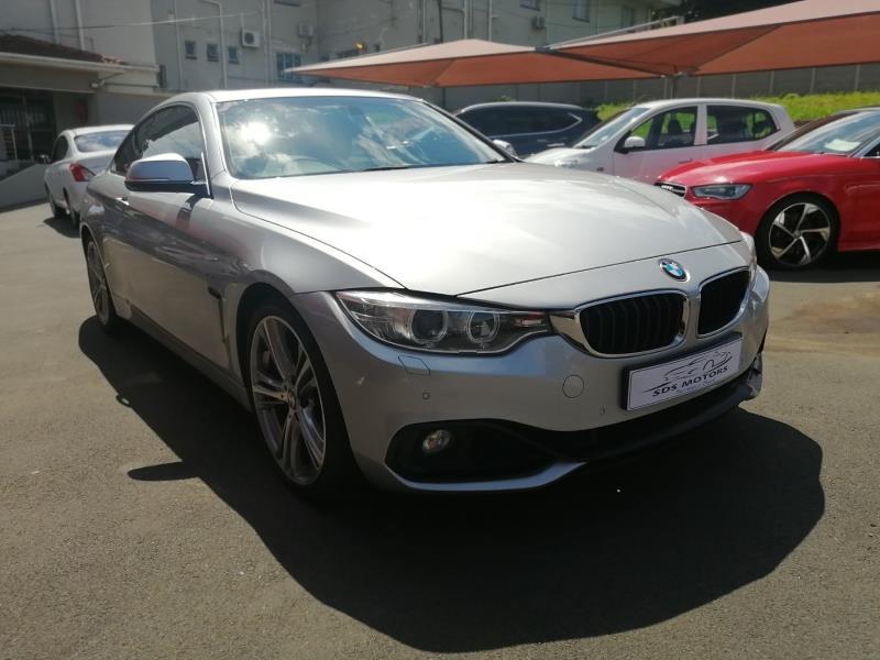 BMW 435i coupe Sport