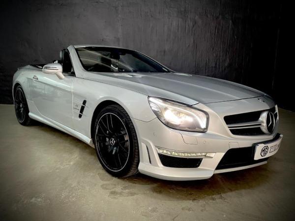 Mercedes-Benz 63 AMG
