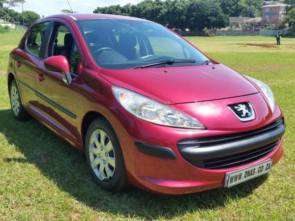 Peugeot 1.4 5-door XR Plus