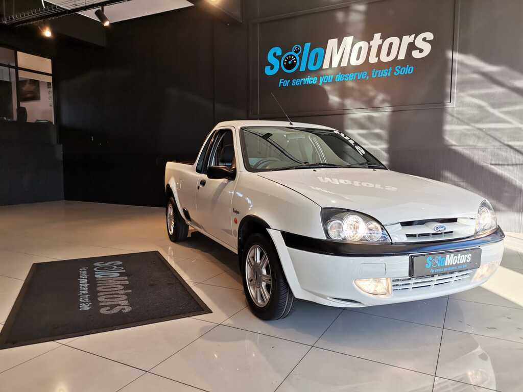 Ford 1.6i XLE