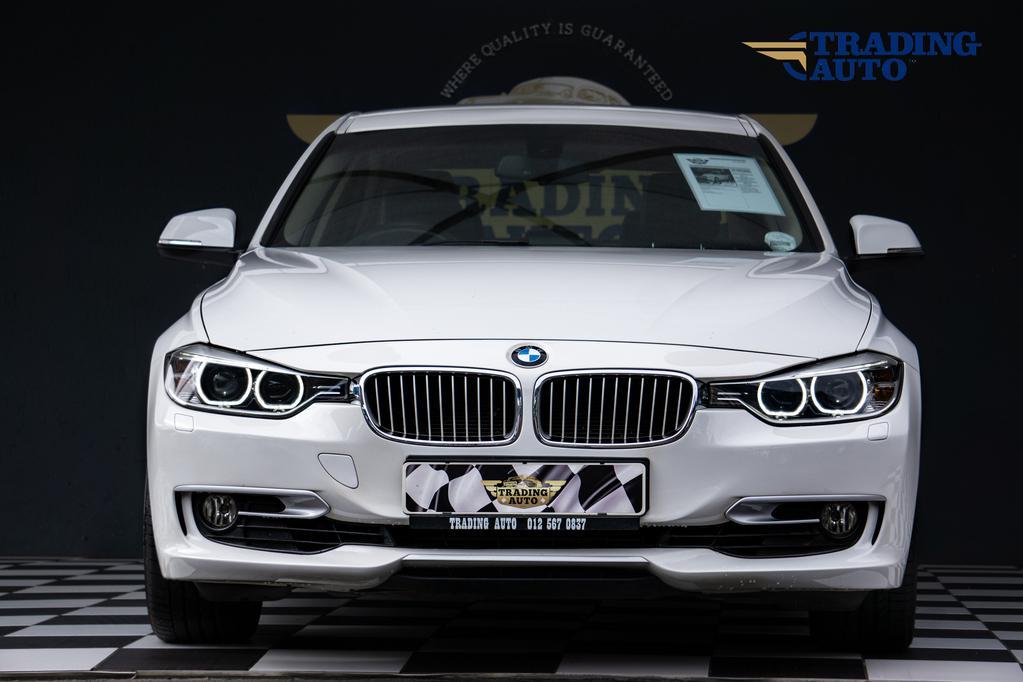 BMW 320i Modern