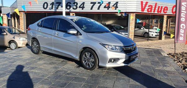 Honda 1.5 Elegance auto