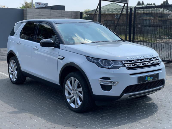 Land Rover HSE Luxury SD4