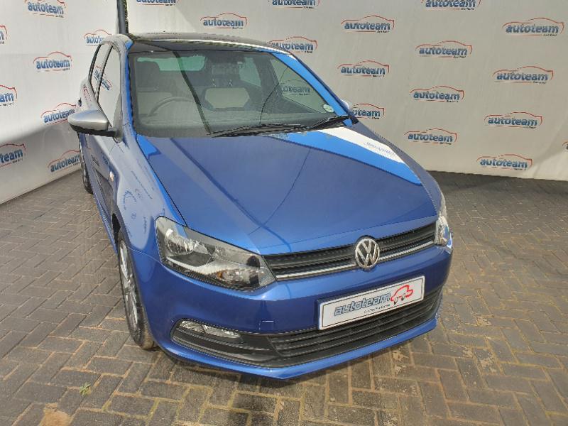 Volkswagen Hatch 1.4 Mswenko (5DR)