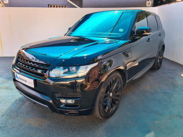 Land Rover HSE Dynamic Supercharged