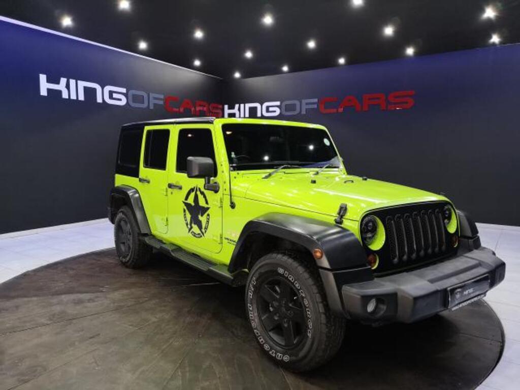 Jeep 3.6L Sahara
