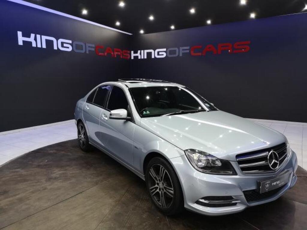 Mercedes-Benz C200 Avantgarde auto