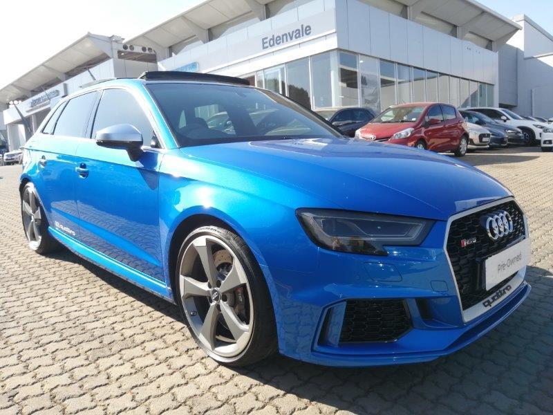 Audi Sportback quattro