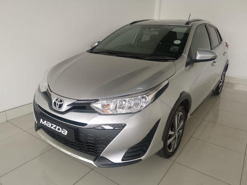 Toyota 1.5 Cross