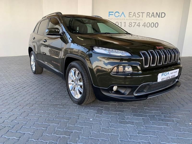 Jeep 3.2L Limited 75th Anniversary Edition