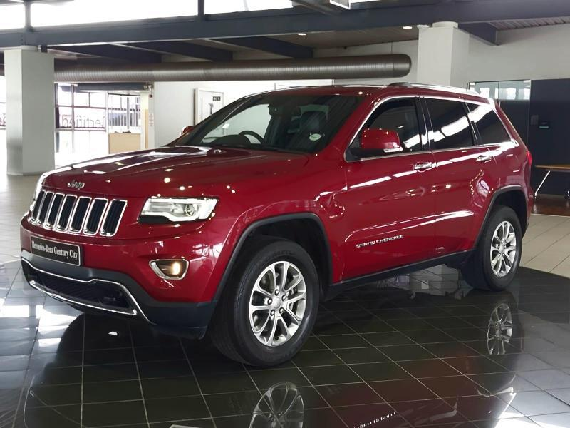Jeep 3.0LCRD Limited