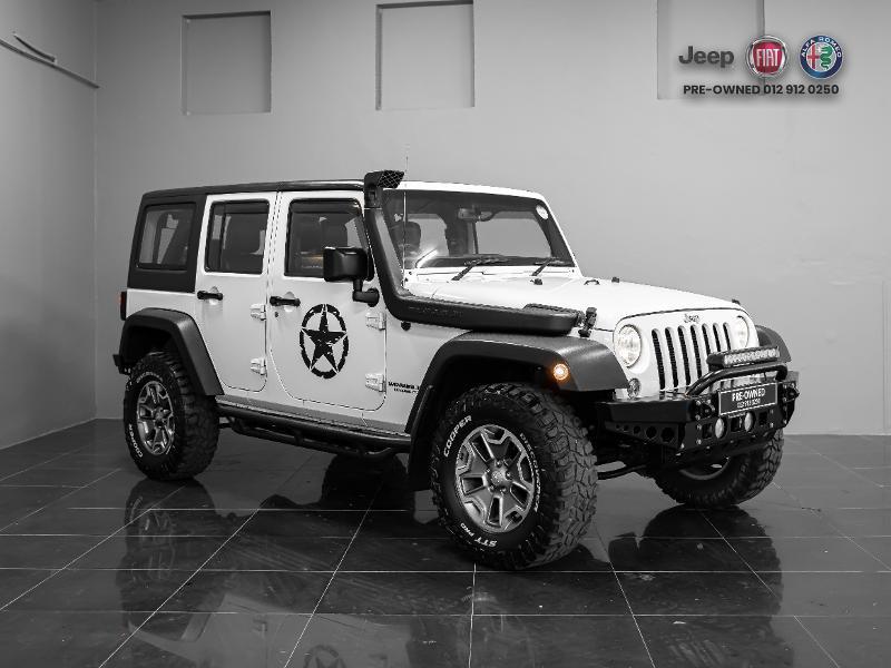 Jeep Unlimited 3.6L Rubicon