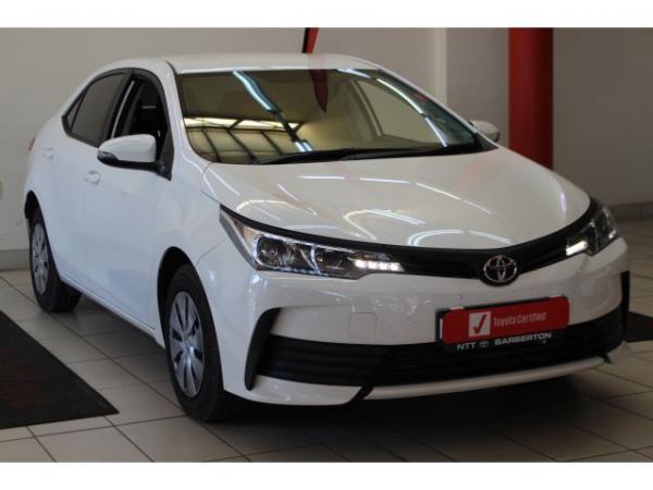 Toyota 1.8 CVT