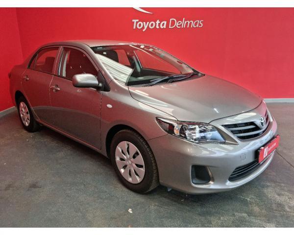 Toyota 1.6 auto