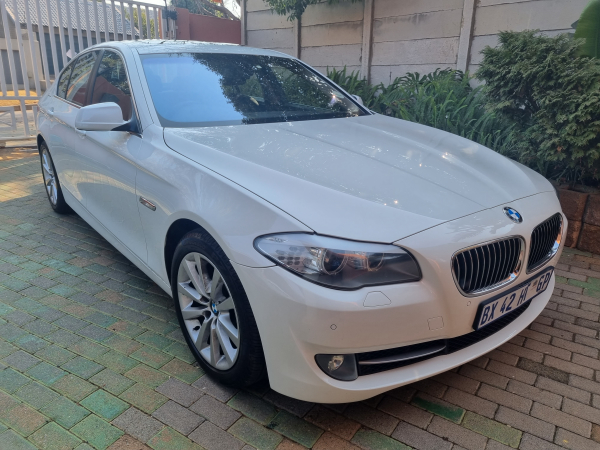 BMW 520i Exclusive