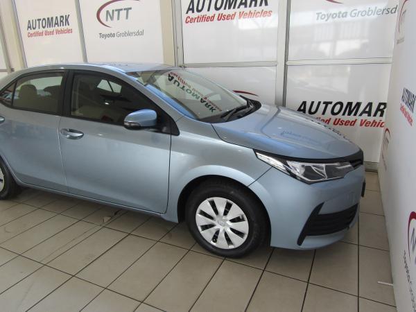 Toyota 1.8 auto