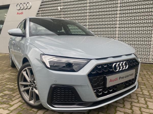 Audi Sportback 35 TFSI Advanced line
