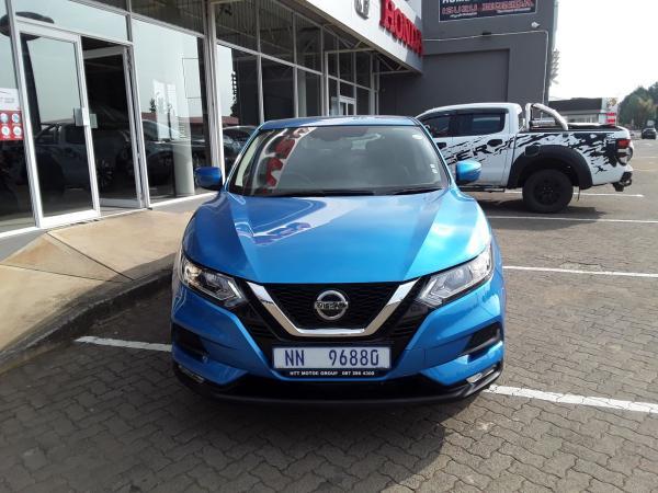 Nissan 1.2T Acenta auto