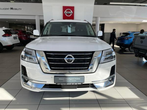 Nissan 5.6 V8 LE 4WD