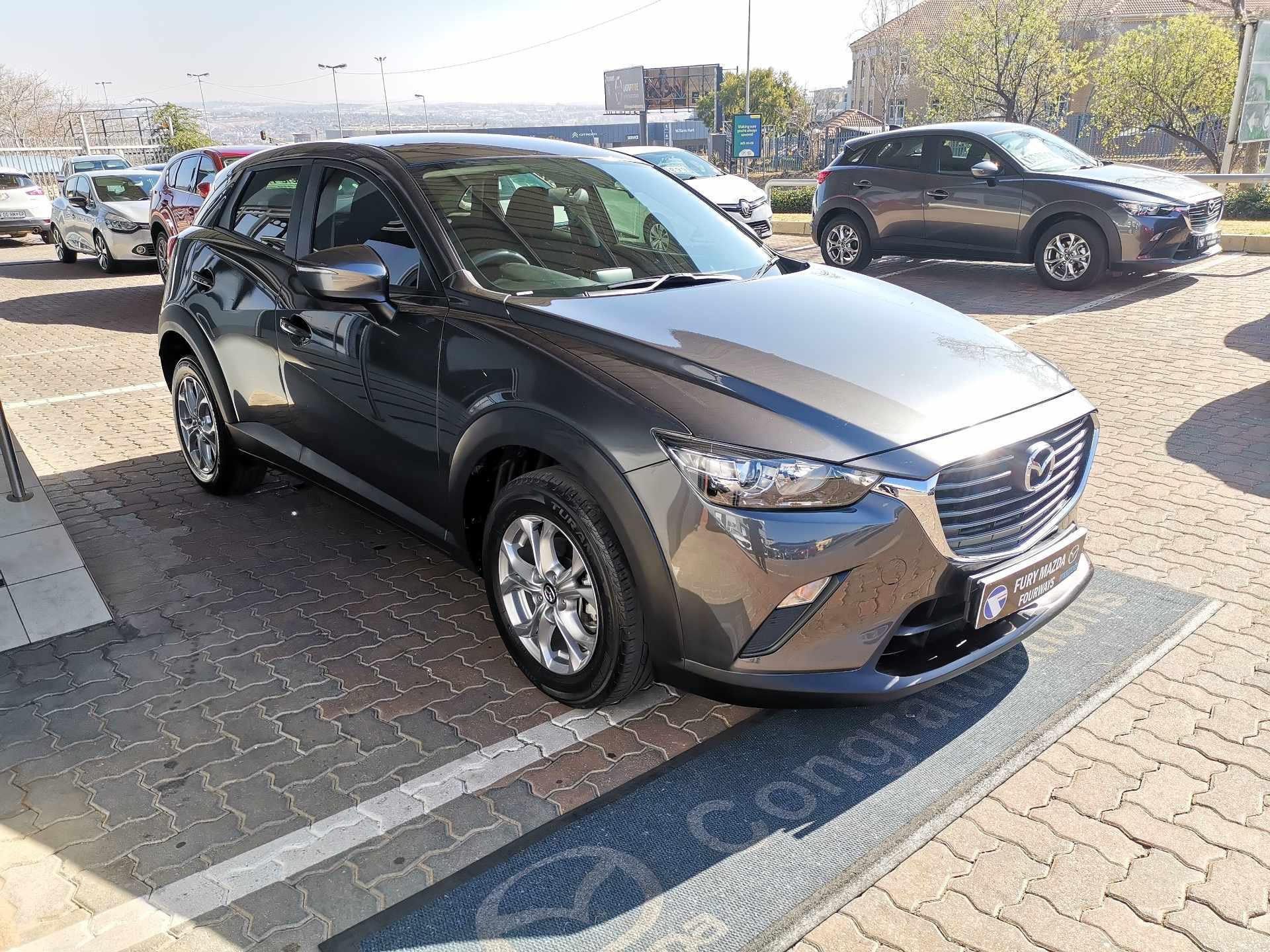 Mazda 2.0 Active