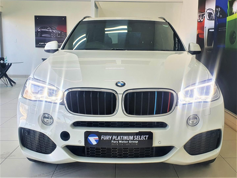 BMW xDrive30d M Sport