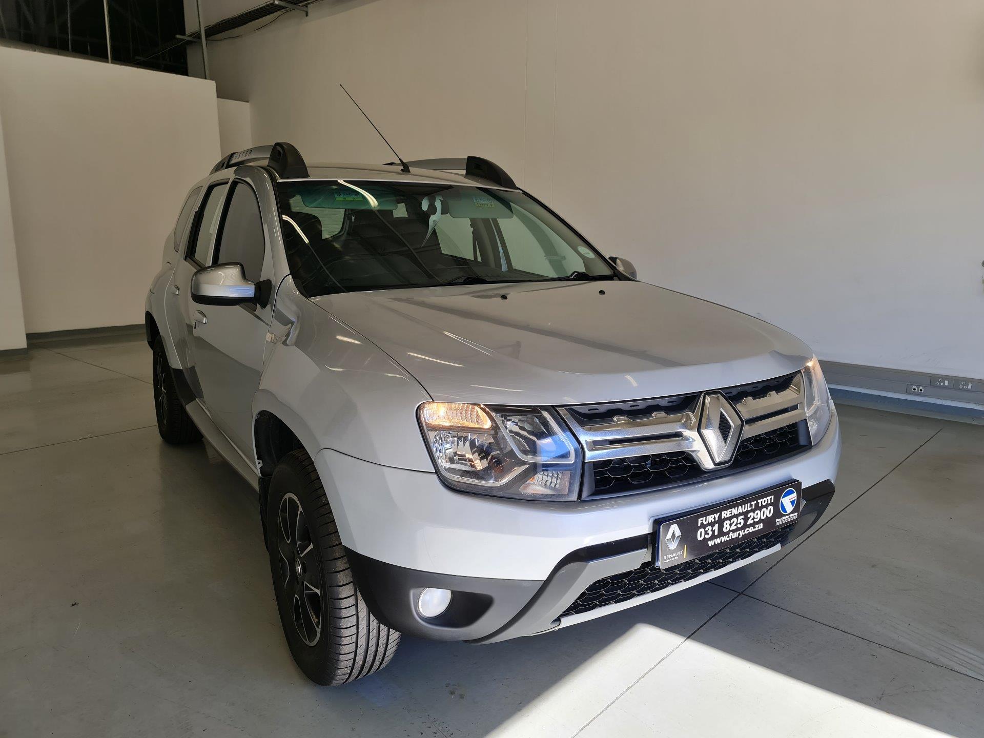 Renault 1.5dCi Dynamique 4WD