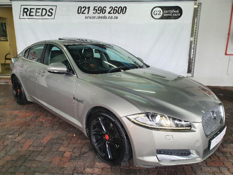 Jaguar 2.2D Luxury