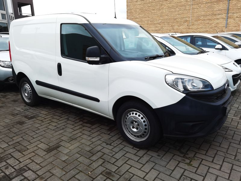 Fiat 1.4 panel van (aircon)
