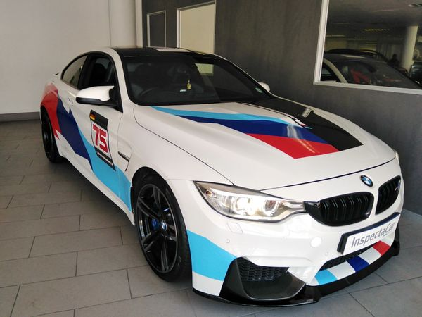 BMW coupe M-DCT